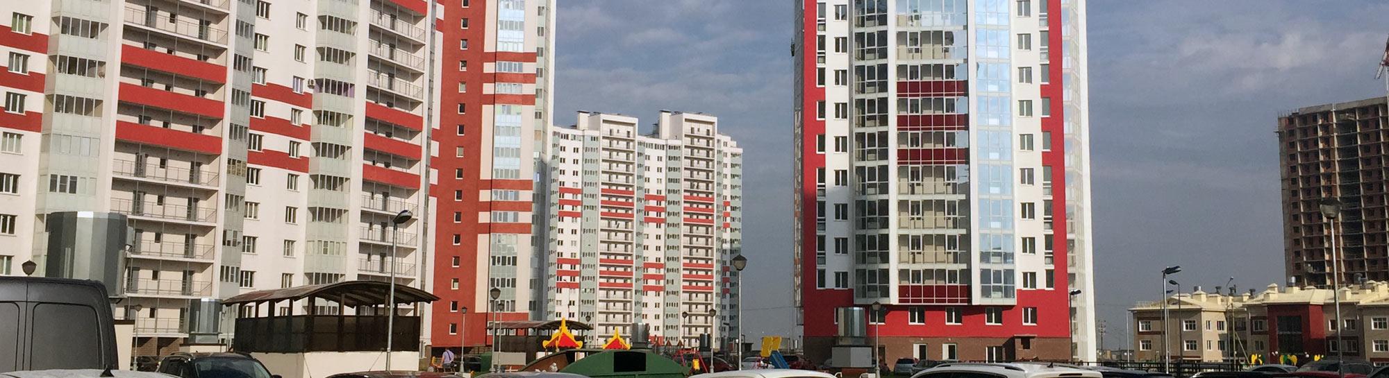 ЖК Ленинский парк 78
